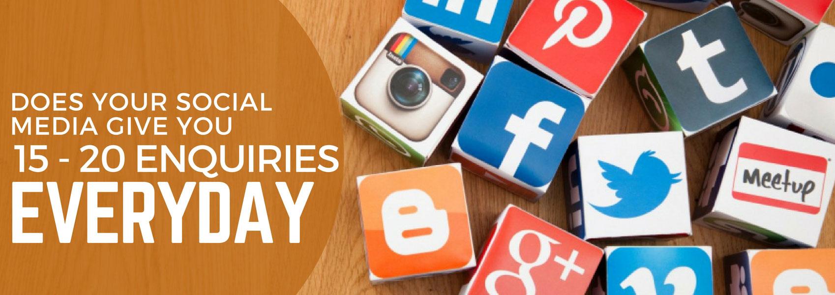 Social Media Marketing Agency for Restaurant, Mappfy
